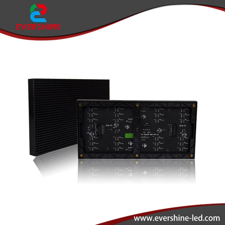 Front Service China LED Sign Writing Board 64x32 RGB P4 Indoor Full xx Video LED Display Board