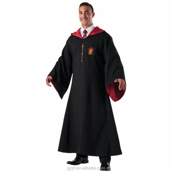 Halloween Party Costume Unisex Adult Harry Potter Cosplay Cloak