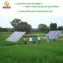 YAOCHUANG ENERGY 4KW solar pump water supply