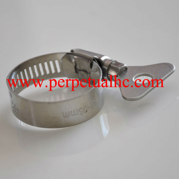 Stainless Steel Key Clamp