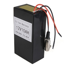 OSN POTENZA 12 v 10Ah LiFePO4 Battery Pack per UPS Marine E bike <span class=keywords><strong>Golf</strong></span> <span class=keywords><strong>Cart</strong></span> Luce di Via Solare