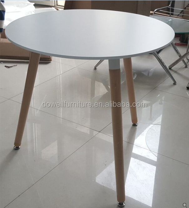 Wholesale Bar Stools Table High Wooden Cafe TableTable Top Tea Table Party Restaurant Table Promotional Price