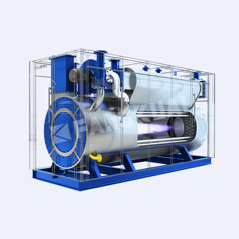 china gas fired hot water boiler machine power plant boiler