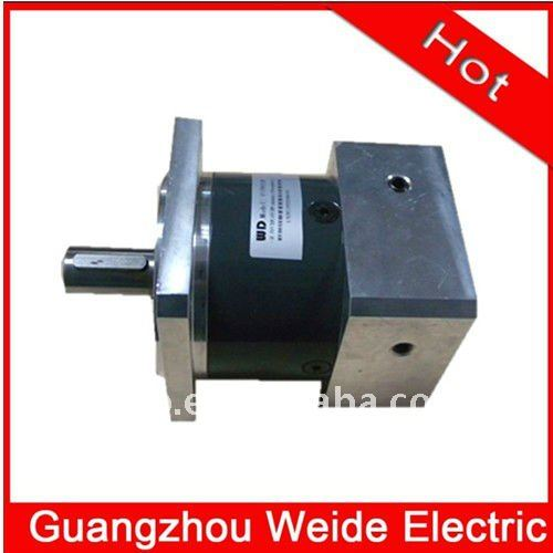 PLS/WPLS70/90/115/142/190 planetary reduction gearbox with 3-100 gear ratio for servo motor