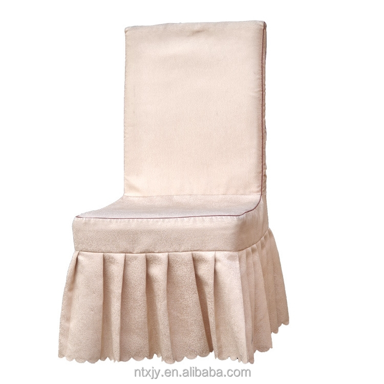 Restaurant chairs' chair covers for wedding