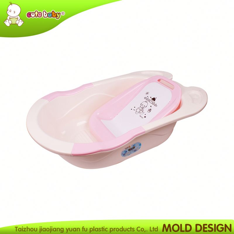 2016 new hot plastic children bath tub design type baby bathtub baby bath kneeler