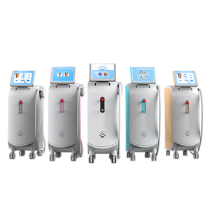 Factory direct sale Safe / painless and efficient 808nm diode laser hair removal machine US $2000-5000 / Set 1 Set (Min. Order)