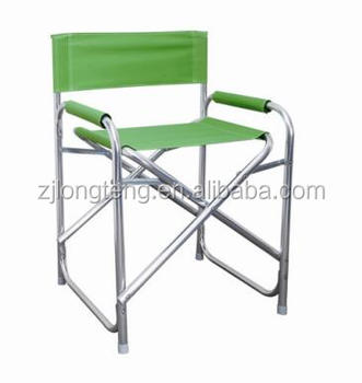 lightweight aluminum folding metal frame director chair buy metal