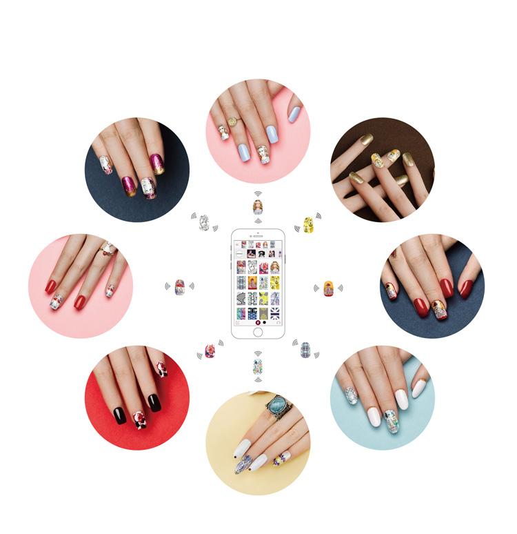 Nail Design Color Printer Digital Price Nail Art Printer Machine ...