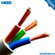 380V SHVVP 2X0.75mm2 office buildings flexible electrical wire class 5 copper PVC insulation factory price