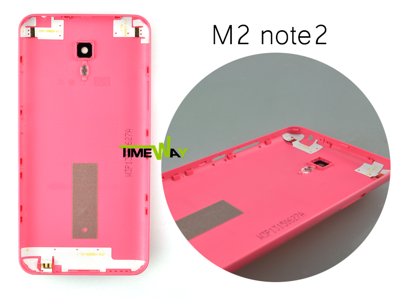 Replacement Polka Dot Tpu Case For Meizu M2 Note 2 Back Cover ...