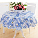 Vinyl with flannel backing table cloth for home, wholesale price for table cloth