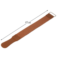 Wholesale shaving razor straight cow leather barber strop sharpening belts