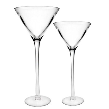 Wholesale Wedding Tall Glass Martini Vase Centerpieces Buy Wedding