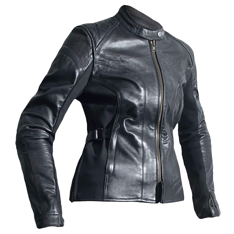 Dainese nexus black black ebony leather jacket
