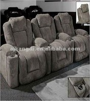 2012 new designed home theater sofa KD-T75