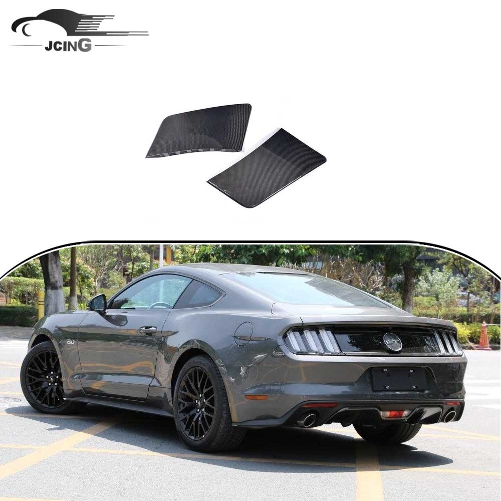 1999-2004 Ford Mustang Front Radiator Suppert to Hood Lid Rubber Bumpers Guards