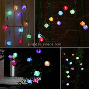 Solar Decorative Lights Hanging Camping Decorative Light Window