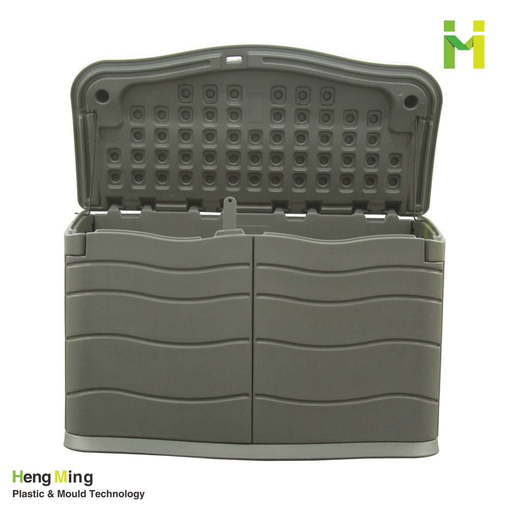 Outdoor Plastic Large Storage Container Huge Volume Storage Box
