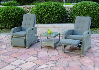 Factory Price Patio Furniture Clearance Garden Rattan Wicker