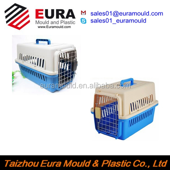 EURA Plastic Pet Cage Mould, Plastic Dog Cage Mould