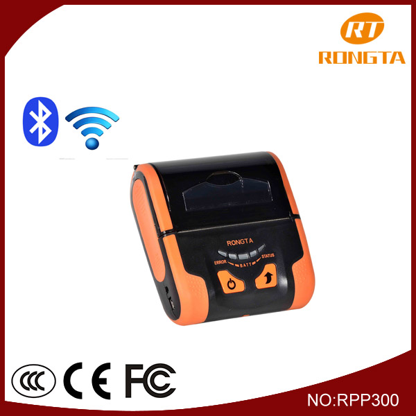 3 inch mobile bluetooth printer thermal receipt