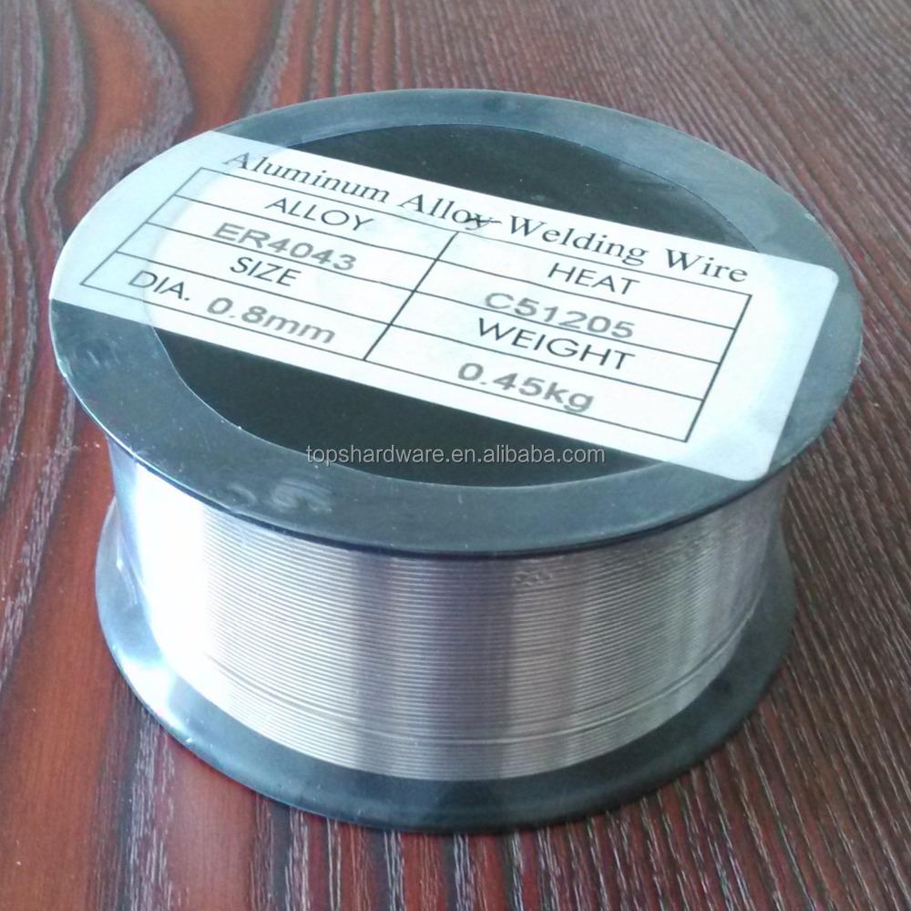 Mig Tig Aluminum&aluminum Alloy Welding Wire Er5356 Er5183 Er4043 ...