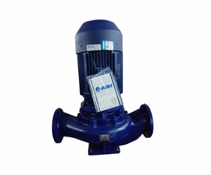 ALG vertical centrifugal hot oil circulation pump from china