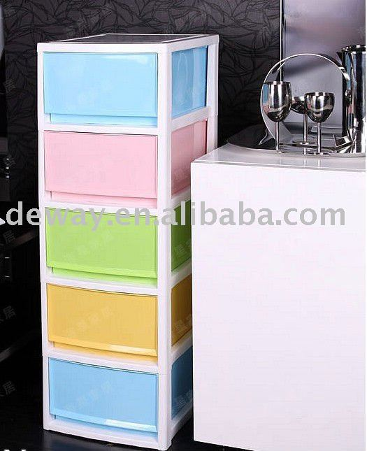 Plastic Drawers Storage Box Product On Alibaba