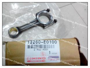 Genuine HINO 13260-E0100 Rod Assy for J05E/J08E engine for SK200-8