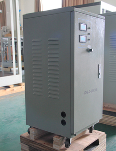 one phase SVC 20KVA electric power stabilizer / ac voltage stabilizer regulator AVR