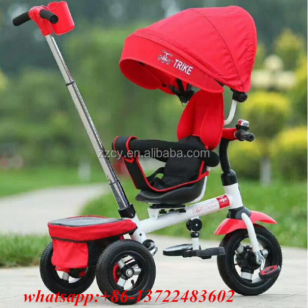 2018 baby tricycle/kids pedal trike/children baby kids tricycles for sale