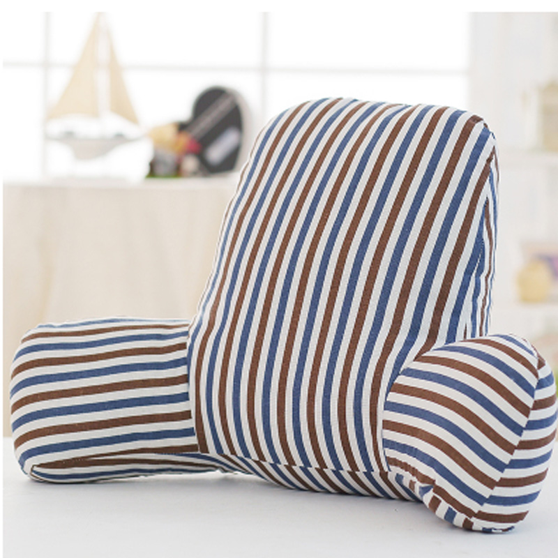Traditional office lumbar back support cushion pillow for back lumbar rest cushion