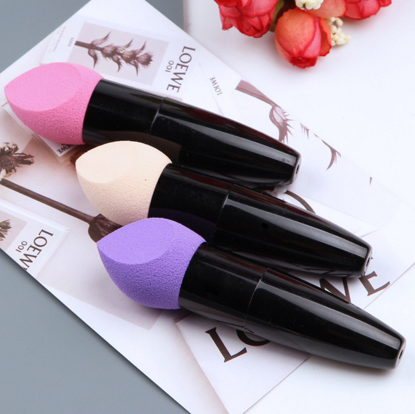 Flawless Smooth Makeup Sponge Head Powder Puff Skin-friendly Makeup Cosmetic Tool
