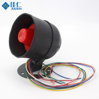 JRHN001 10W Speaker Wired Sirens Loud Speaker Alarm Horn for Forklift walking reminder