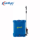 KF-16C-29 16L blue or yellow backpack knapsack electric agriculture 16 litre fiber glass lance sprayer