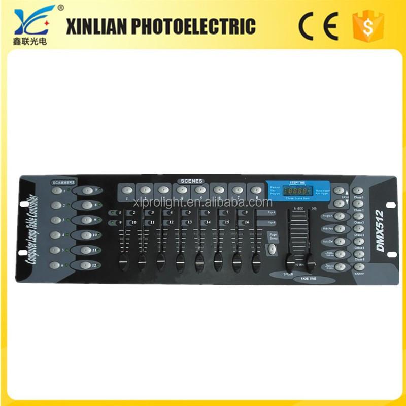 Dmx 512 Computer Controller 192 Console Dj Mixer Controller - Buy Dj Mixer  Controller,192 Console,Dmx512 Controller Product on Alibaba com