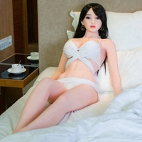 Top Quality Lifelike Realistic Little Young Girl Silicone Mini 100cm-165cmSex Doll