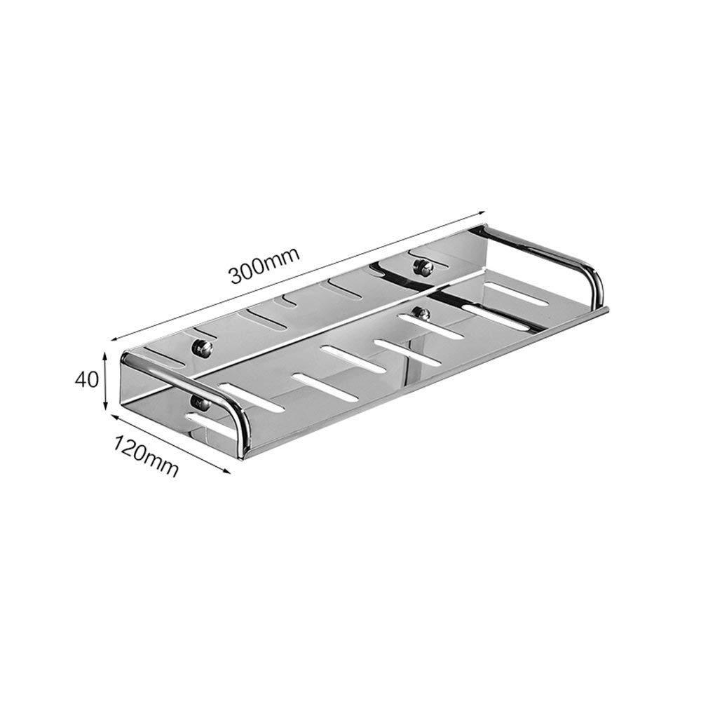 DEE Storage Rack 304 Stainless Steel Kitchen Seasoning Supplies Home Storage Rack