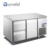 FRCF-6-1 FURNOTEL Glass Double Door Refrigerator and Freezer 1350 L Capacity