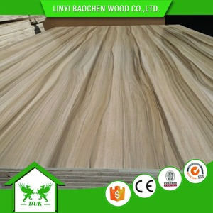 Linyi factory WBP melamine waterproof film plywood marine grade plywood