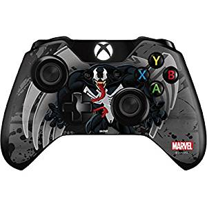 92a974b387d3ee Marvel Spider-Man Xbox One Controller Skin - Venom Vinyl Decal Skin For  Your Xbox