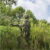 4 Parts Full Ghillie Hunting Clothing Camouflage Ghillie Suit Sniper Suit