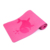 Wholesale OEM cheap high quality double sides tpe non slip yoga mat pink