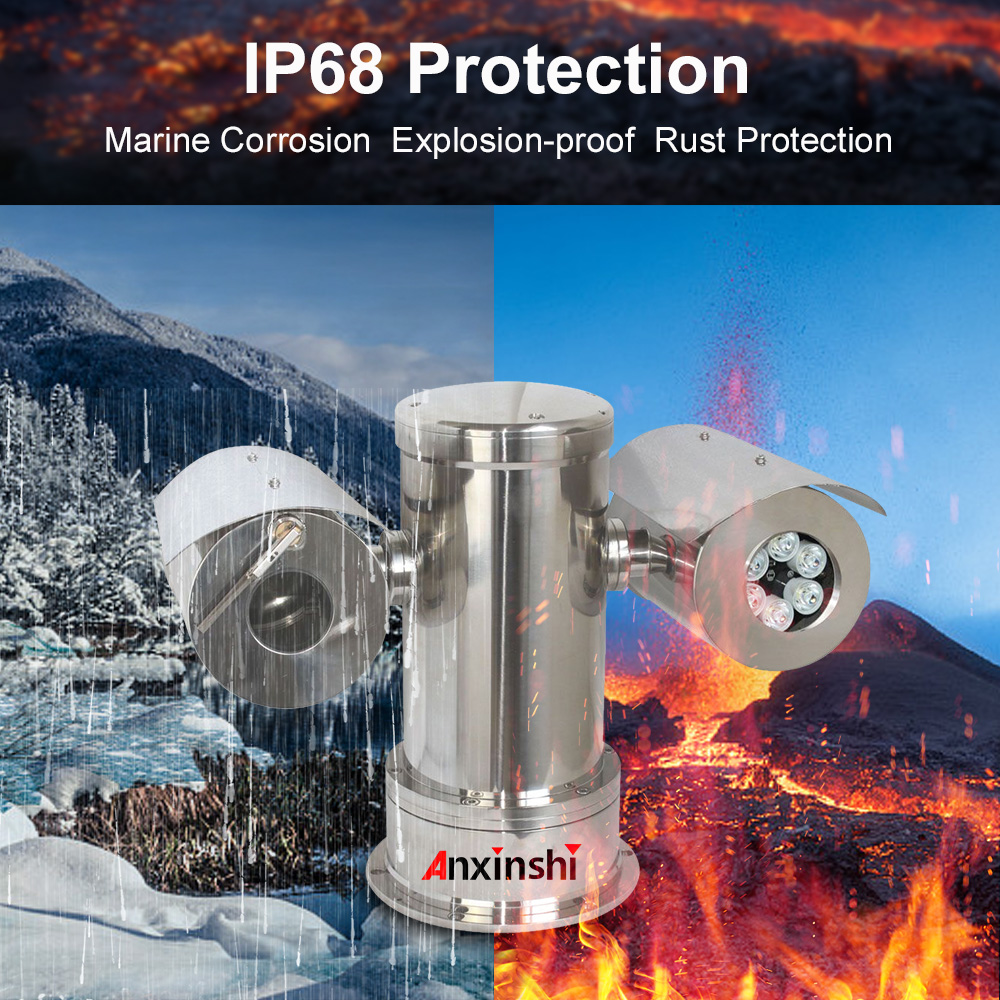 explosion proof camera waterproof ip68 camera car camera police