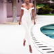 Ocstrade Hot Sales Sexy Jumpsuits Off the Shoulder Women Sexy White Jumpsuits Elegant
