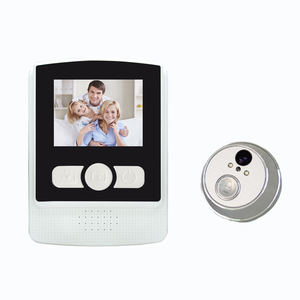 2017 2.4 inch Cheapest Door viewer , smart peephole viewer , home peephole
