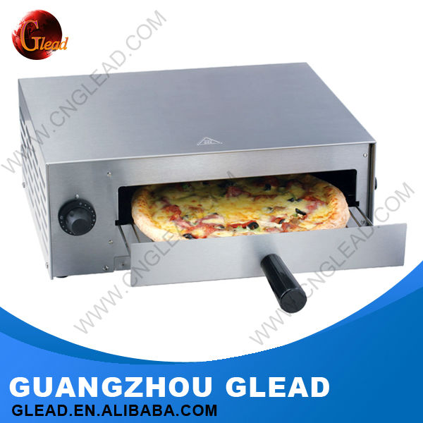 Hot sale 1 / 2 Layer used selling pizza oven used in kitchen