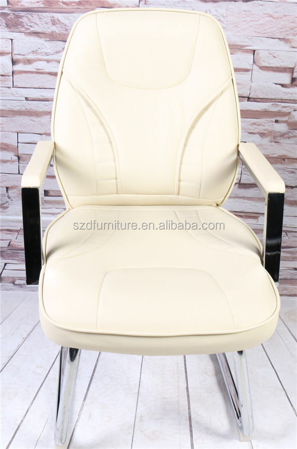chair white chrome office chairs leather cheap office chair product on