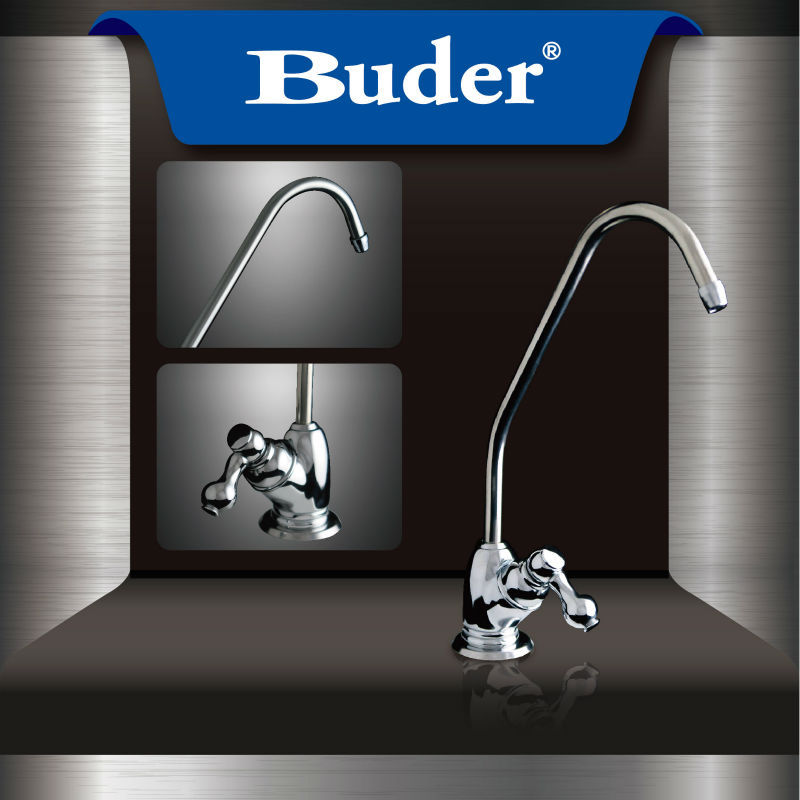 [ Taiwan Buder ] Household High quality kitchen faucet UPC lead free faucet